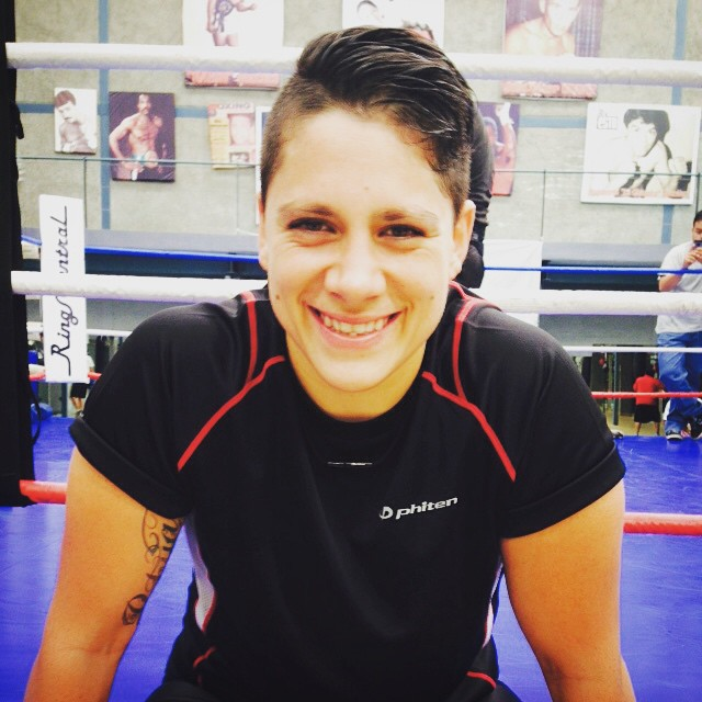 Martha Salazar vs Alejandra Jimenez – The Full Fight From TBC