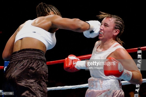 Flashback Friday: Christy Martin vs Belinda Laracuente