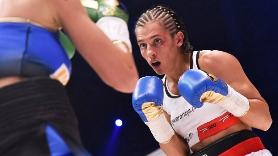 Poland's Ewa Piatkowska Wins WBC Title
