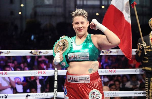 Alejandra Jimenez Defends Heavyweight Title and Maricela Cornejo Returns