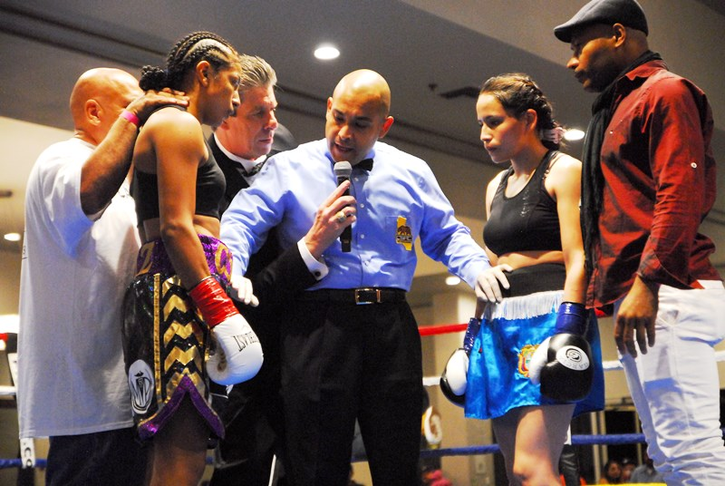 Former Champ Analyzes Hot Prospect Adelaida Ruiz