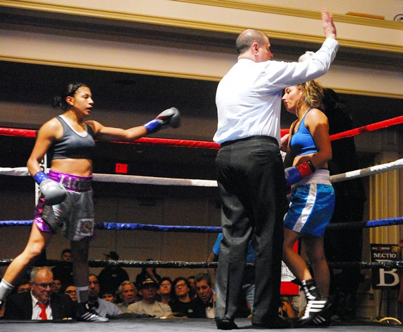 "Adelaida ""Cobra"" Ruiz Invades Super Fly Division"