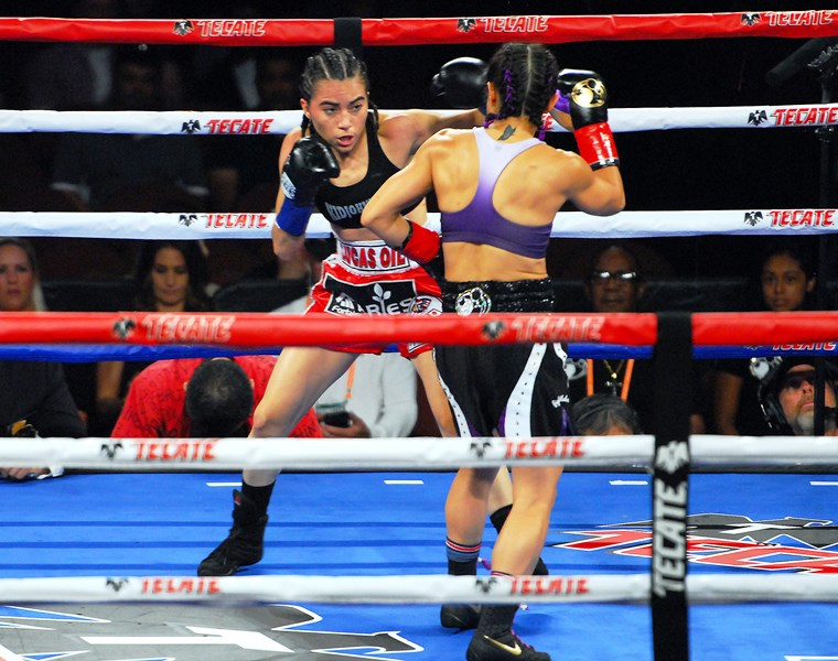 Brenda Flores Pulls Out of Title Rematch With Bang Bang Lawton