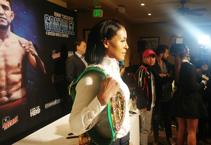 Cecilia Braekhus Back in the Fight and More News