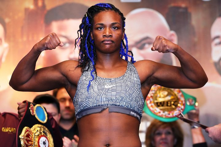 Claressa Shields Added to L.A. Fight Card and More Female Fight News