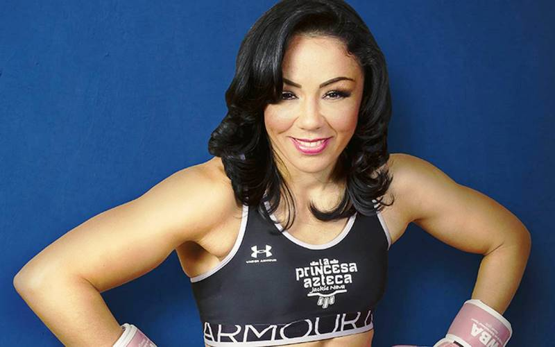 Jackie Nava Drops to Bantamweight to Fight Carolina Alvarez