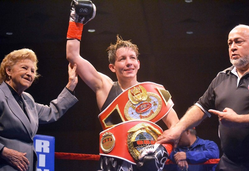 Layla McCarter Itching to Prove She's Pound for Pound Best and More Fight News