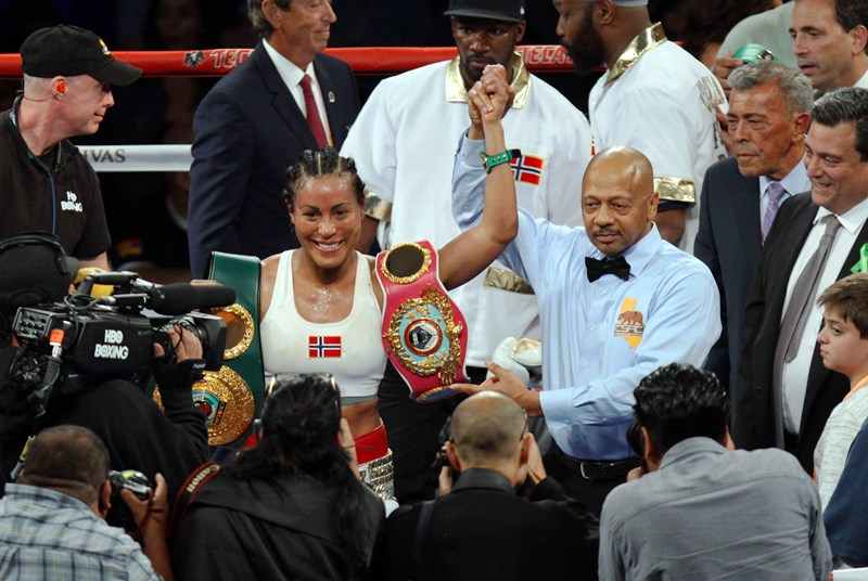 Cecilia Braekhus Returns to StubHub in L.A. on Saturday