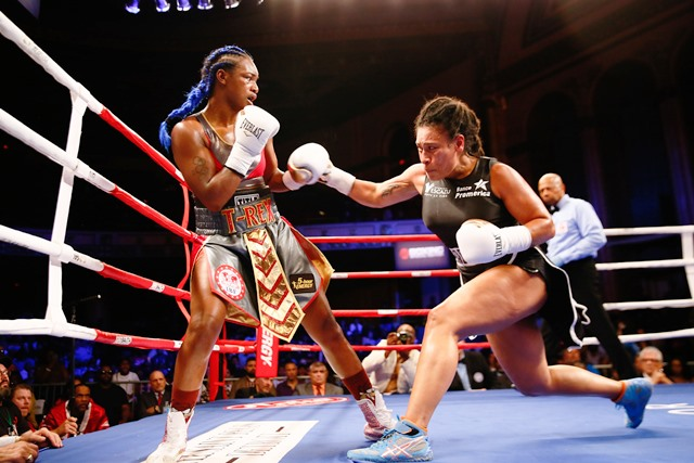 Best Fight of the Year – Claressa Shields vs Hanna Gabriels