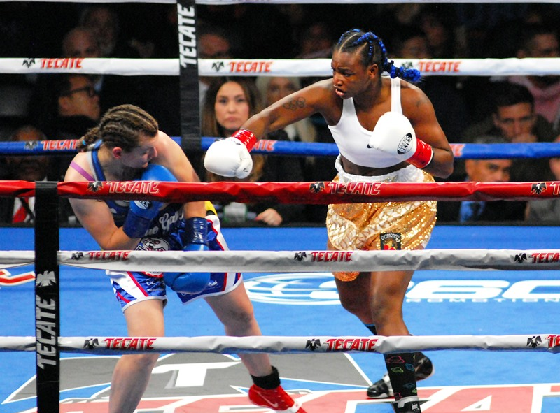 Claressa Shields Wins Fighter of the Year for 2018