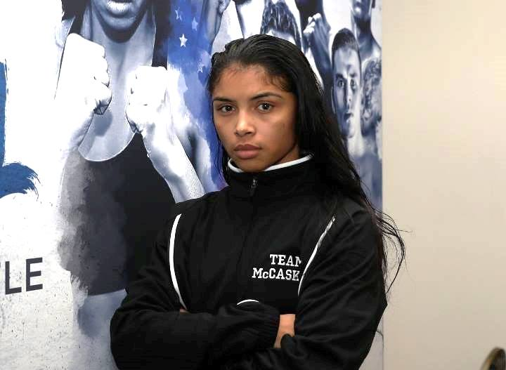 Jessica McCaskill: Female Breakthrough Fighter of the Year