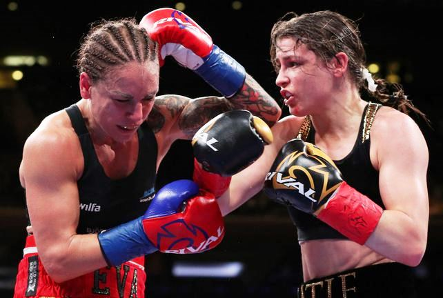 Katie Taylor Impresses at Madison Square Garden