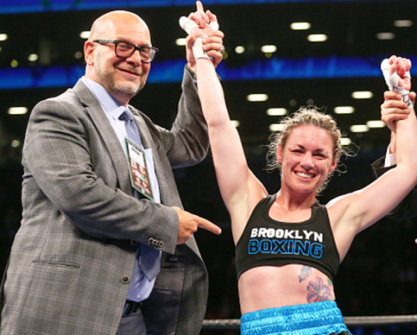 Lou DiBella Doubles Down on Female Prizefighting