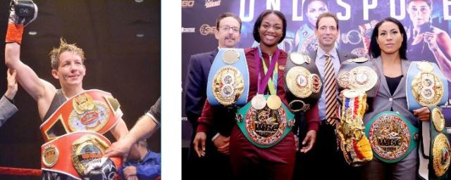 Pound for Pound the Best Female Prizefighters on the Planet