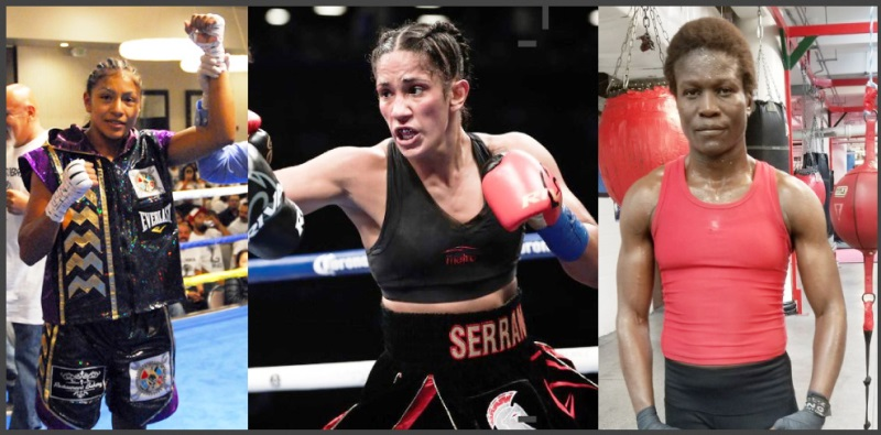 Crazy Eights: The Most Dangerous Female Fighters and More Fight News