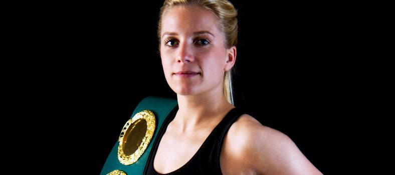Tiny Tina Rupprecht, Germany's Boxing Queen