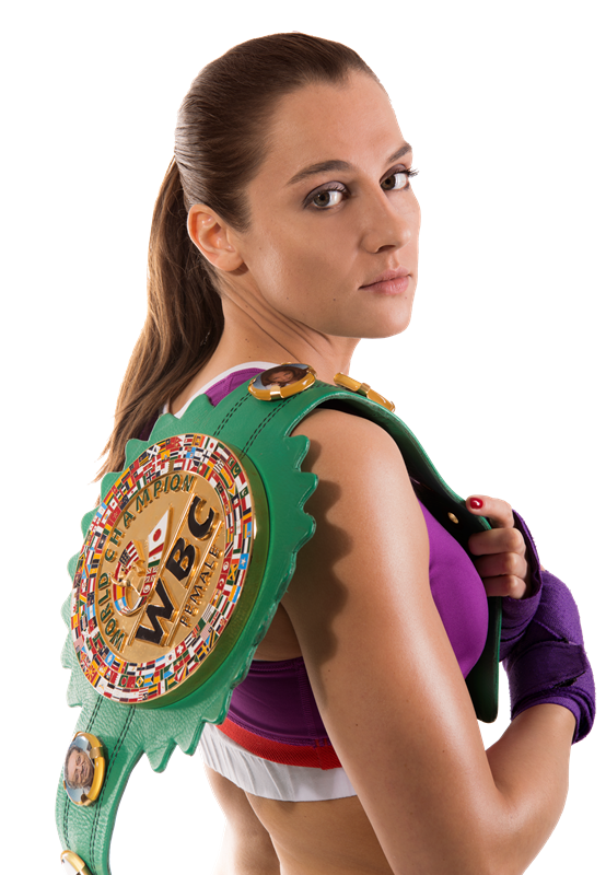 "Poland's WBC Champ Ewa Piatkowska: ""I Want All The Belts."""