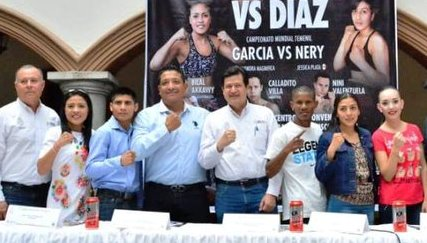 Jessica Nery Plata vs Alondra Garcia in WBA Title Battle