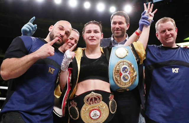 Katie Taylor Stepped Up Big: Who's Next?