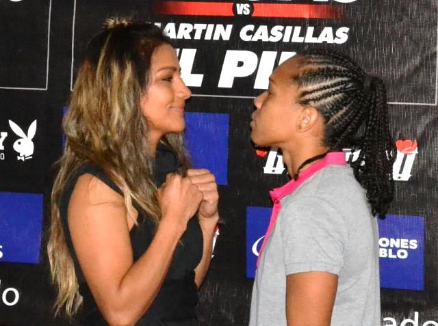 Lourdes Juarez vs Leiryn Flores in Mexico City