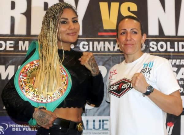 Mexico's Mariana Juarez vs. Spain's Eva Naranjo