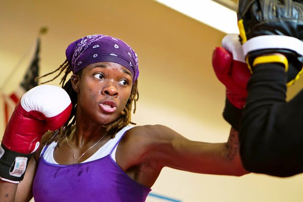 """Meet Tiara Brown: Prizefighter and DC's """"Police Officer of the Year"""""""