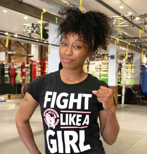 Raquel Miller Ready for Erin Toughill in L.A.