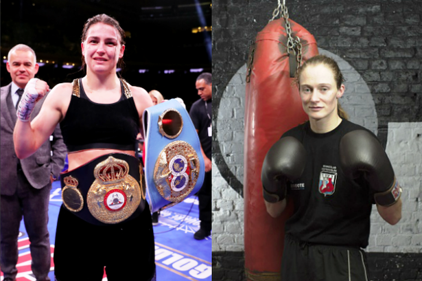 Katie Taylor and Delfine Persoon Battle for Undisputed Status