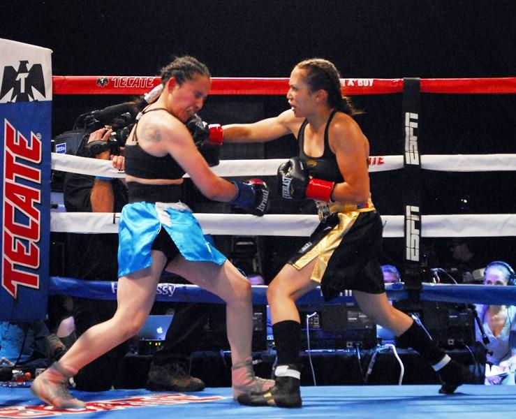 Seniesa Estrada Defends WBC Silver Title vs Gretchen Abaniel