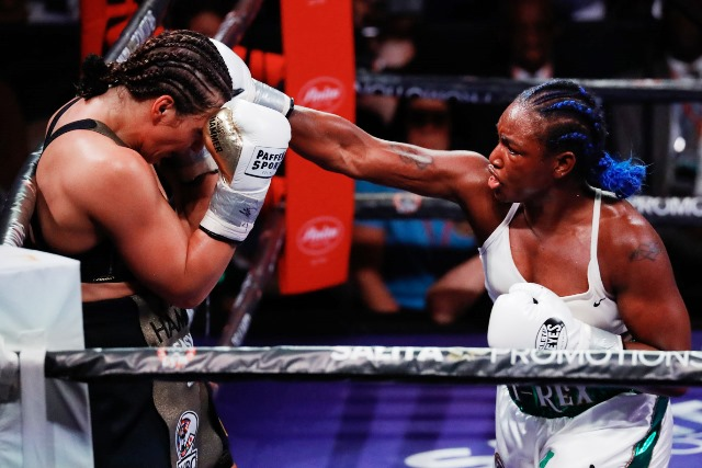 Claressa Shields vs Ivana Habazin for Super Welterweight Title
