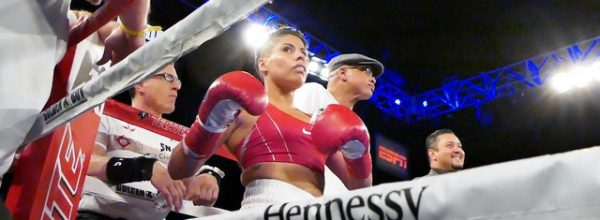 Marlen Esparza Returns to So Calif. and More Female Fight News