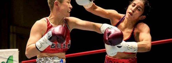Clash in Japan, Poland's Tigress, Yoka and Female Fight News