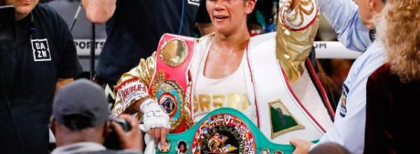 Amanda Serrano Defeats Heather Hardy in Battle for Brooklyn