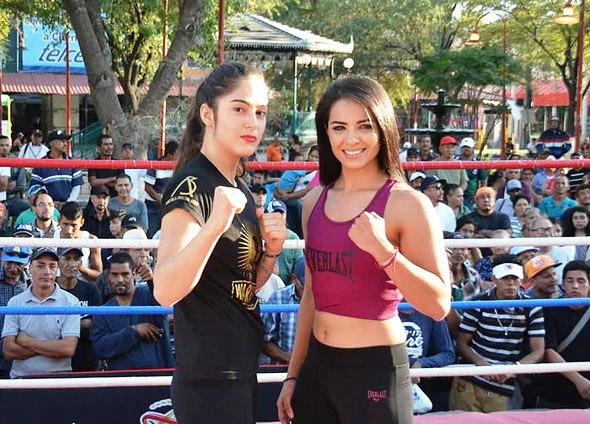 Diana Fernandez Beats Debani Balderas in Mexican Super Fly Battle
