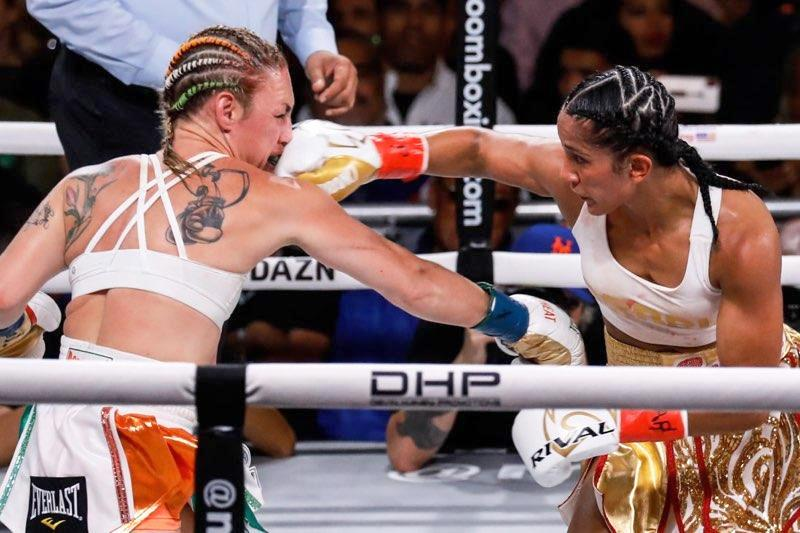 Networks Pushing Forward with Women's Prizefighting