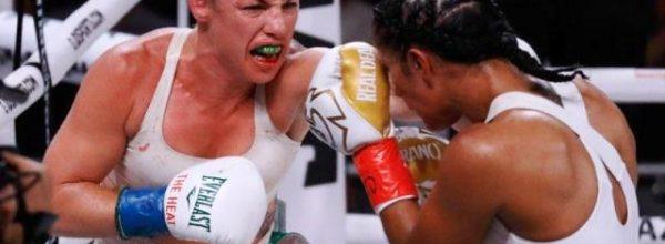 No Surrender in Female Boxing World – Serrano, Hardy, Crews and Cornejo