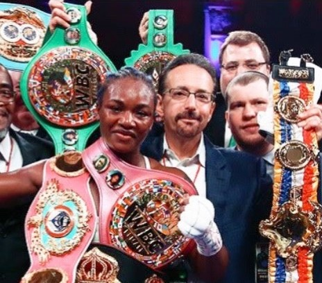 Mark Taffet's Road to HBO, Boxing and Claressa Shields