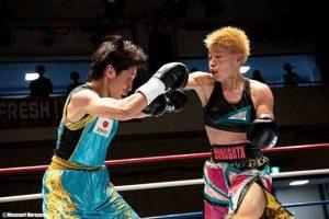Hanagata-vs-Ikeyama-women's-boxing