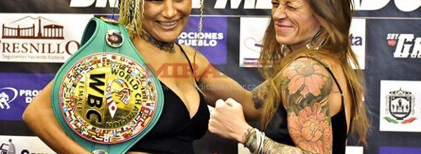 Battle of the Barbies: Mariana Juarez vs Carolina Duer
