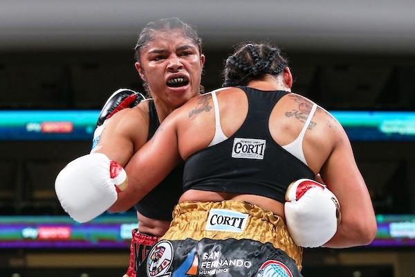 Jessica McCaskill, Adelaida Ruiz and More Female Fight News