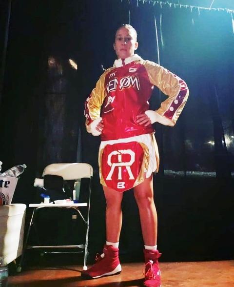 Bantamweight Clash – Rosalinda Rodriguez vs Myrka Aguayo
