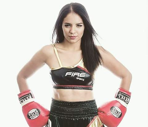 Changing of the Guard in Mexico: Diana Fernandez Beats Esmeralda Moreno
