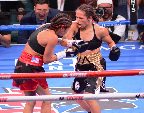 Three-Minute Round Female Fights, Katie Taylor and More