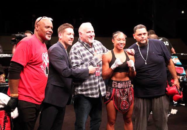 Bermudez, Bopp and Baumgardner and Female Fight News