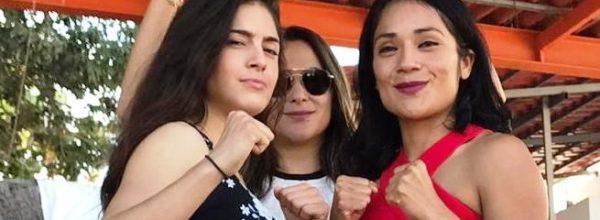 Mexican War: Guadalupe Martinez vs Debani Balderas