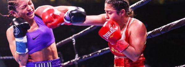 Atomweights Hawton and Villalobos Show Off Firepower