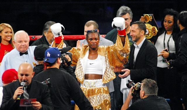 Women's-Boxing-Best-Pound-For-Pound-Shields-Wins-in-LA