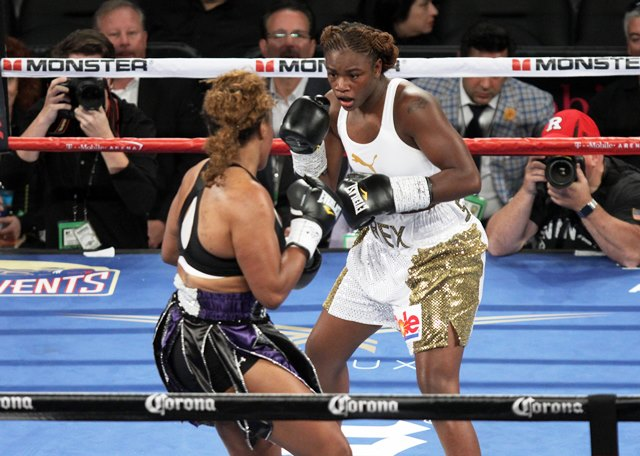 Claressa-Shields,-Franchon-Crews-Dezurn-and-Female-Fight-News