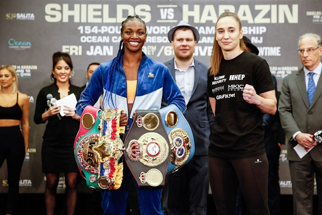Female Boxing Messiah: Claressa Shields Ready for Showtime