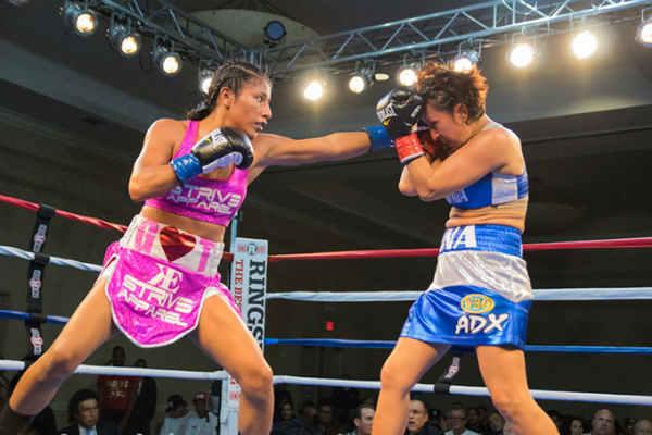 Kenia Enriquez vs Chaoz Minowa and Female Fight News